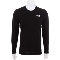 The North Face M L/s Easy Tee Erkek Sweatshirt TNT92TX1JK3