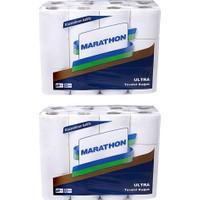 Marathon Ultra Tuvalet Kağıdı 24'lü x 2 Paket