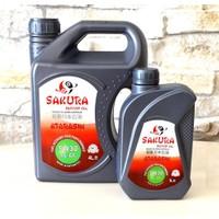 Sakura Atarashi 5W30 4 lt + 1 lt ve Eldiven Benzin Dizel Sl Cf A3 B4 Yarı Sentetik Motor Yağı 5W - 30