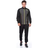 Puma Mmix Tricot Suit Cl Black-Asphalt Eşofman