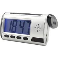 Gringo Masa Saati Bakıcı Kamerası 12 Saat Kayıt Süreli Gizli Kamera