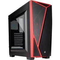Corsair Carbide Spec 04 Siyah-Kırmızı Bilgisayar Kasası