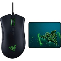 Razer Deathadder Elite Mouse + Razer Goliathus Gravity Small Mousepad