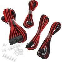 Phanteks Extension Bilgisayar Kablo Seti Kırmızı Siyah