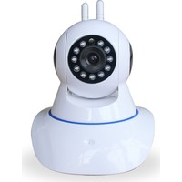 Angel Eye 360º Full Hd Wifi Kablosuz Ip Kamera Bebek 2 Anten