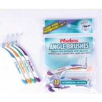 Plackers Uzun Saplı Özel Açılı Diş Ara Yüz Fırçası