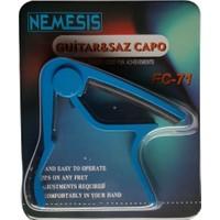 Nemesis Fc71 - Gitar Kaposu (Mavi)
