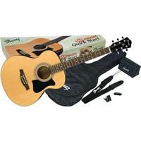 İbanez Vc50Njp-Nt Akustik Gitar Seti