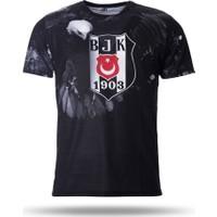 Kartal Yuvası 7718127 Beşiktaş Erkek Spor T-Shirt