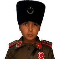 Kostümce Kalpak / Atatürk Kalpak Çocuk