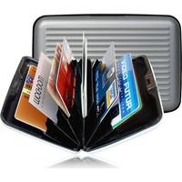 Peak Bays Alüminyum Kredi Kartlık Cüzdan