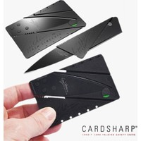 Peak Bays Kredi Kartı Şeklinde Kart Bıçak