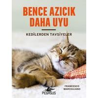 Bence Azıcık Daha Uyu: Kedilerden Tavsiyeler (Ciltli)