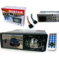Rostar Dl-2014 Rostar 4'' Bluetooth, Usb,Sd,Fm, Mp5 Görüntülü Oto Teyp