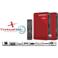 Kamosonic Ks-Hd1506 Kamosonic Full Hd/Biss/Usb Uydu Alıcısı