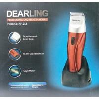 Dearlıng Dearling Rf-258 Saç Sakal Traş Makinesi Şarjlı