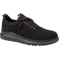 Shalin Casual Siyah Nubuk Deri Erkek Ayakkabı - Chs 544