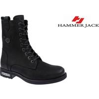Hammer Jack Hakiki Deri Erkek Bot - Hmr 15220 Siyah
