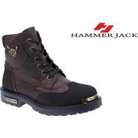Hammer Jack Hakiki Deri Erkek Bot - Hmr 16550M Kahverengi