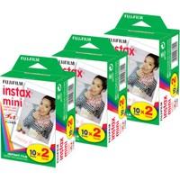 Fujifilm Instax Mini Film (Küçük) (3x20)