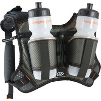 Orange Mud Hydra Quiver Double Barrel Hidrasyon Çantası | Çift Mataralı Gri