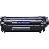 Yüzdeyüz Toner HP LaserJet 1018 Toner Muadil Q2612A