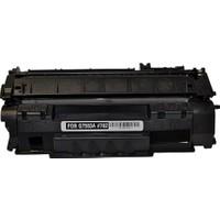 Yüzdeyüz Toner HP LaserJet P2014 Toner Muadil Q7553A HP 53A