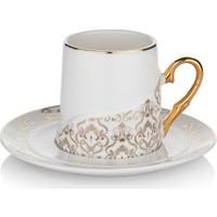 Schafer Ottoman Kahve Fincan Takımı - GLD05