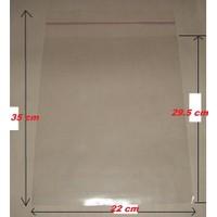 Asyaink Bantli Jelatin 22X35 Cm - Yapışkanlı Poşet - 100 Adet