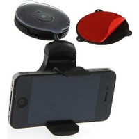AutoEN Araç içi Telefon Tutucu 360 Derece Oynar Başlık 8011699