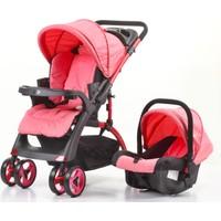 Mom & Kids Çift Yönlü Travel Sistem Bebek Arabası