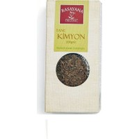 Rasayana Organik Kimyon Tane 100 gr