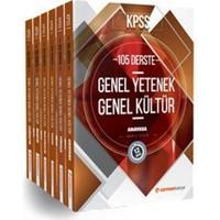 2018 Kpss Genel Yetenek & Kültür Konu Anlatımlı Modüler Set:105 Derste