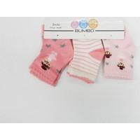Baby By Bumbo Balerin 3'lü Bebek Çorabı