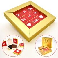 Hacı Şerif Madlen Çikolata (Seni Çok Seviyorum ) 110 gr