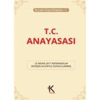 Türkiye Cumhuriyeti Anayasası 16 Nisan 2017 Referandum Değişiklikleriyle Güncellenmiş