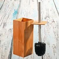 Kosova Bambu Wc Fırça Lüx Tuvalet Fırçası