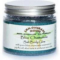 Lemongrass House Deniz Tuzlu Vücut Peelingi Mavi Papatya 200 gr.