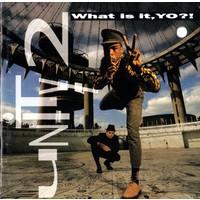 Unity 2 - What Is It, Yo?! CD