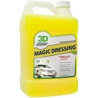 3D Magıc Dressıng-Solvent Bazlı Lastik Parlatıcı 3.79 Lt.704 G 01