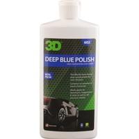 3D Deep Blue Polısh - Metal Parlatıcı. 602 Oz 16