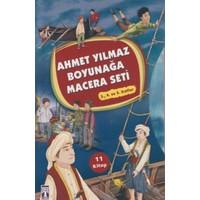 Ahmet Yılmaz Boyunağa Macera Seti (11 Kitap)