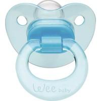 Wee Baby Akide Gövdeli Damaklı Uçlu Emzik No:2 Normal Akış 6 - 18 Ay