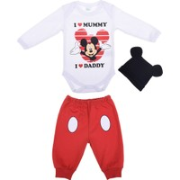 Mickey Mouse MC12269 Bebek 3'lü Set