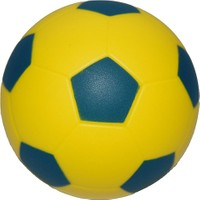 Sportive Spt 06100 Stres Topu - Sarı Lacivert