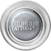 Maybelline New York Color Tattoo 24H Göz Farı 50 Eternal Silver