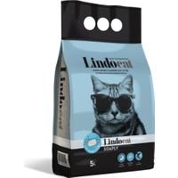 Lindo Cat Sabun Kokulu İnce Kedi Kumu 5 Lt