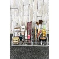 Mukko Home Akrilik Kozmetik Makyaj Düzenleyici Organizer 23,5 Cm
