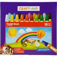 Craft And Arts Pastel Boya 18'Li Karton