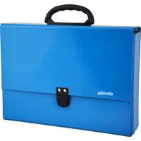 Uc Saplı Kutu Klasor - Mavı